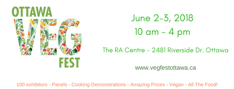 June 2-3, 2018The RA Centre2481 Riverside Dr. Ottawa